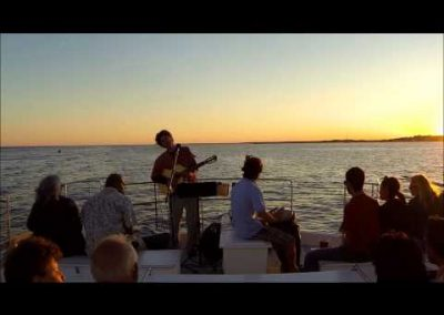 Sunset Music Cruise with Dave Scandurra